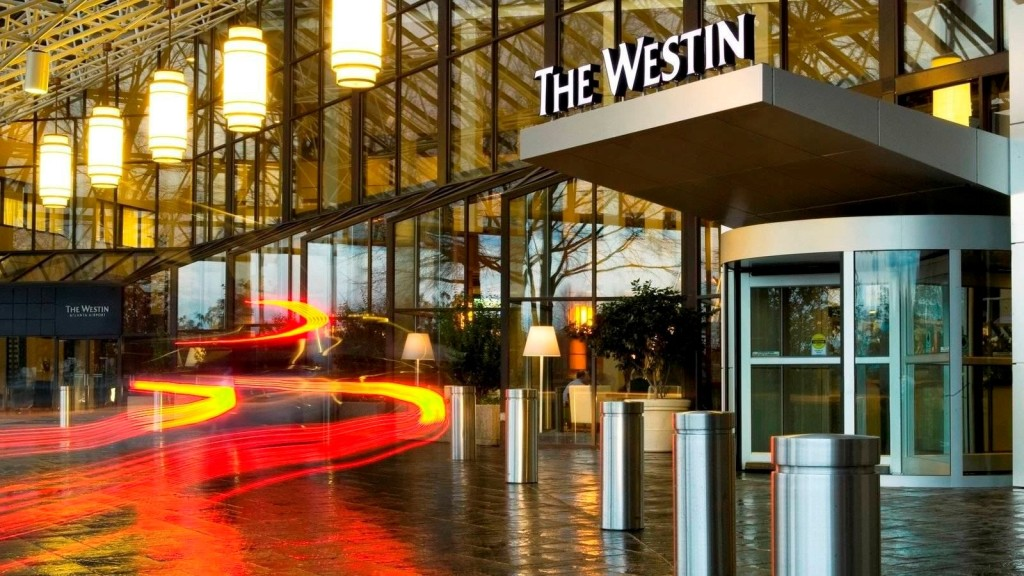 Use Remote Airline Check-In and Bags VIP when staying at the Westin Atlanta Airport as an alternative to shipping bags.