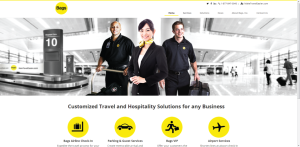 Bags Inc  Launches Corporate Website