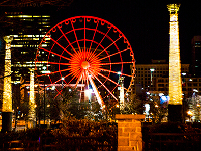 If you're planning a trip to ride these Ferris wheels, skip the hassle of shipping luggage - use our Bags VIP luggage delivery service and start your vacation the moment you land.