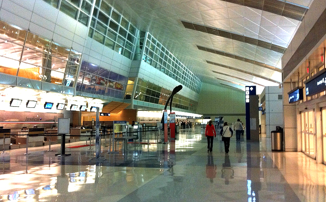 From in-airport entertainment to new terminals to skipping the hassles of shipping luggage by using Bags VIP luggage delivery, airports and Bags Inc. are striving to make travel easier for air passengers.