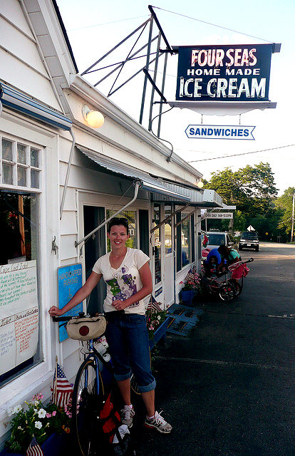 Make your trip to Four Seas Ice Cream in Cape Cod easier by skipping the hassle of shipping luggage - use our Bags VIP luggage delivery service and find these ice cream gems the moment you land.