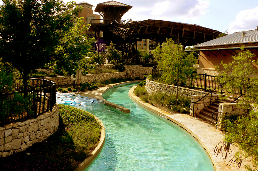 Make Arriving At JW Marriott San Antonio Hill Country Resort U0026 Spa Even  Easier By Skipping. The Lazy River ...