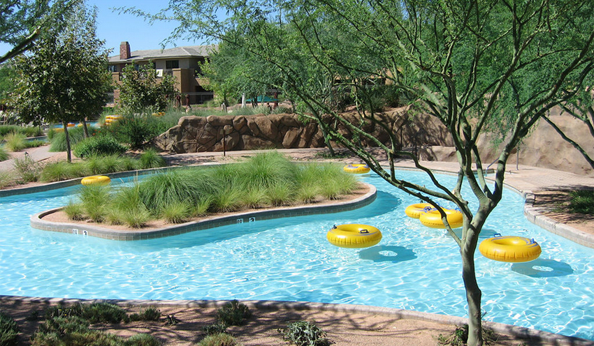 5 Best Resorts With Lazy Rivers Swimming Pools Bags