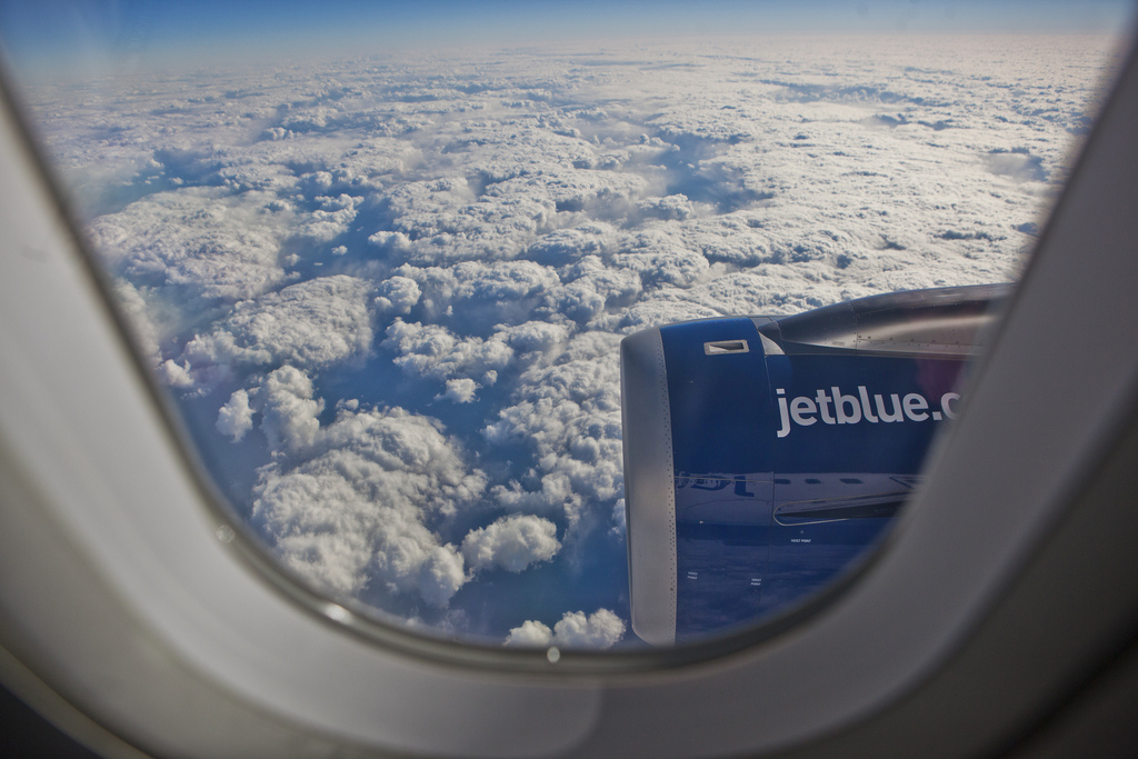 Bags Inc. Travel Airline Partners JetBlue