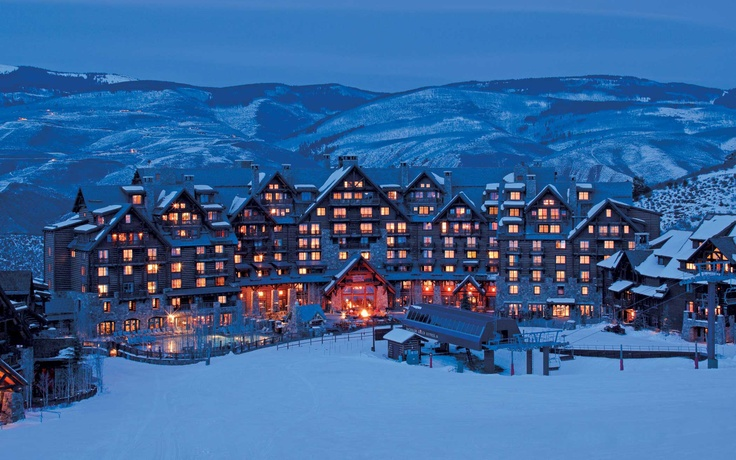 The Ritz-Carlton Bachelor Gulch in Avon, Colorado helps you forget your excess baggage and relax.