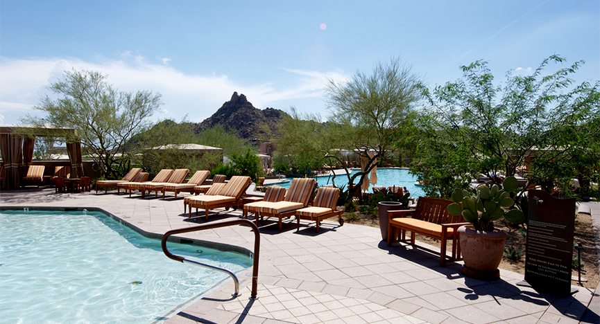 If you're planning a trip to one of these amazing pools, skip the hassle of luggage shipping - use our Bags VIP luggage delivery service and get poolside the moment you land.