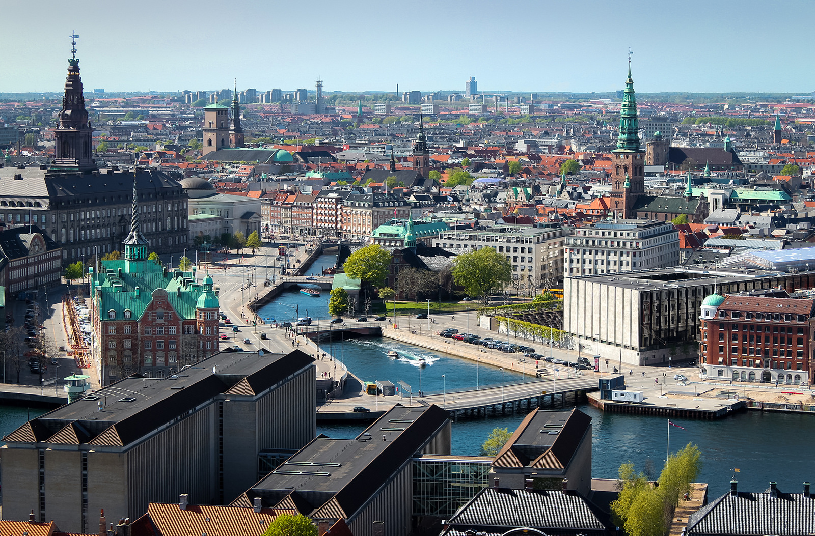 Onboard Airline Check-In is available for select cruises from Denmark's Port of Copenhagen. No excess baggage; guests can enjoy the last day of their cruise.