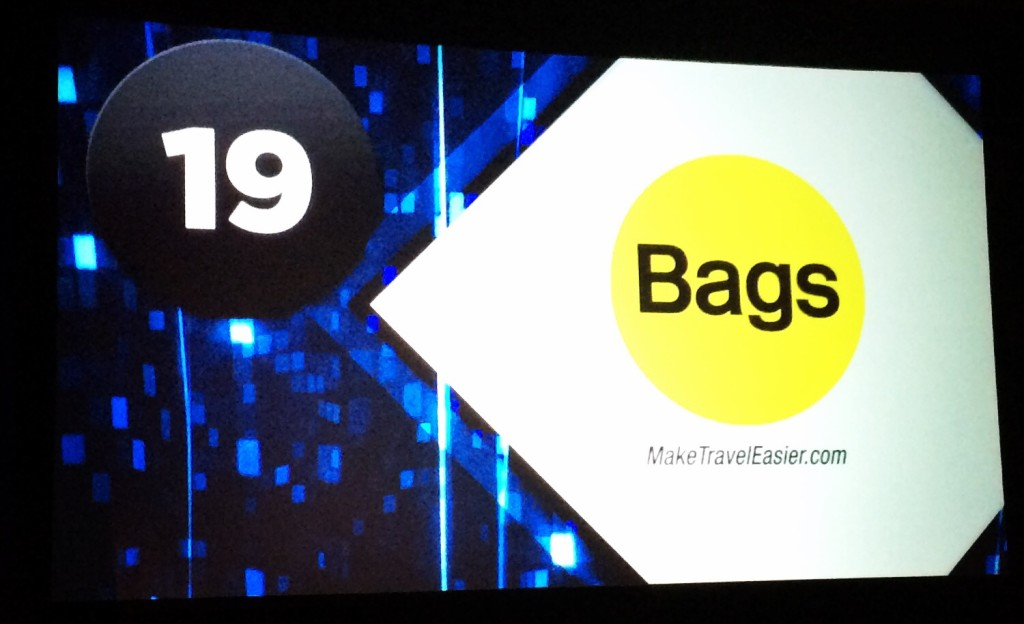 Bags Inc., a baggage delivery services and hospitality services provider, was recognized at the Orlando Business Journal's Golden 100 Awards Luncheon.