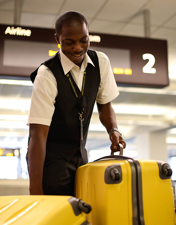 From traveling hassle-free to saving time to great customer service, our customers tell us why they love using our Bags VIP luggage delivery service.