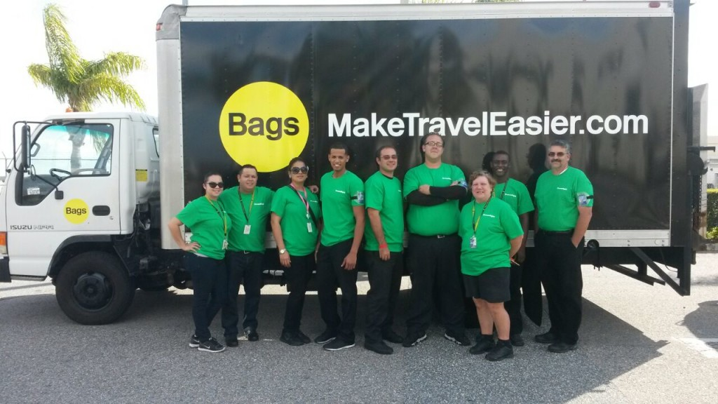 Every year, Bags volunteers its luggage delivery service to Dreamflight, which brings critically ill children to Orlando for the vacation of a lifetime.