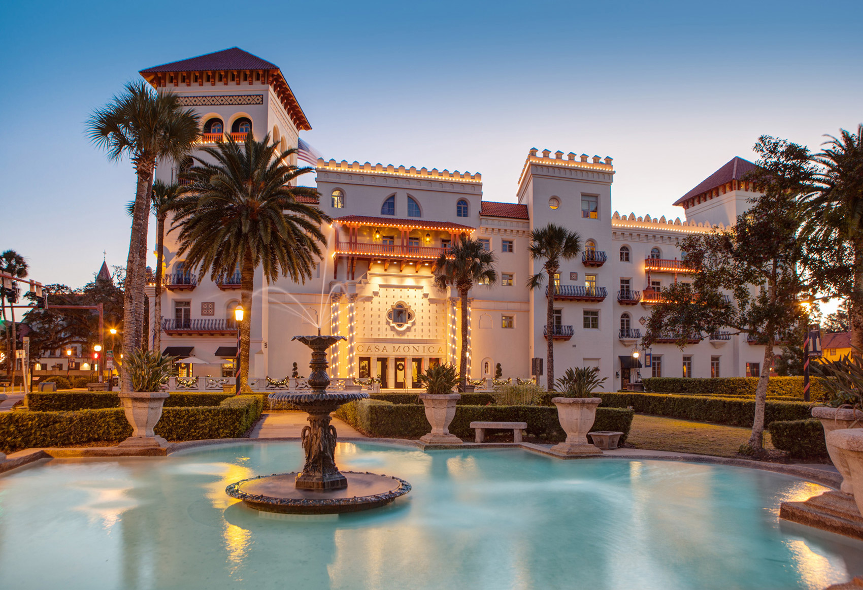 Bags Launched A New Valet Parking Operation At St Augustine S Casa Monica Hotel This Year